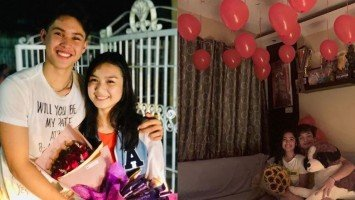 How Kyle Echarri and Seth Fedelin romantically invited Francine Diaz and Andrea Brillantes as their respective dates at the ABS-CBN Ball?