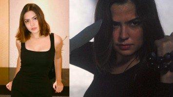 Alexa Ilacad, horror ang launching movie