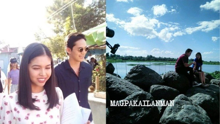 Pika's Pick: Maine Mendoza and Ruru Madrid spotted taping in Rizal, reportedly for Magpakailanman Valentine episode