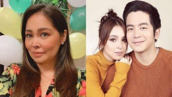 "Angelu de Leon, humanga sa naging maayos yet heartbreaking ""closure"" nina Joshua Garcia at Julia Barretto"