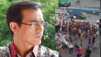 "Mayor Isko Moreno orders ""pasaway"" Barangay 20 to be in total lockdown today due to social distancing protocol violations"