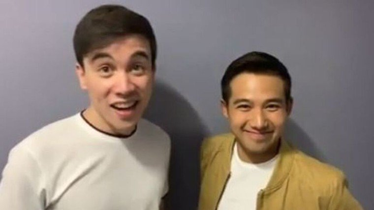When Elai met Boyet. Take a look at how Arjo Atayde and Ken Chan brought back their characters from The General's Daughter and My Special Tatay to life for a once-in-a-lifetime interaction! Watch the clip below!