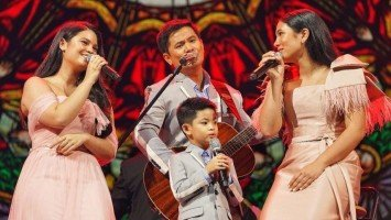 4 times Ogie Alcasid was the most supportive dad and husband