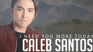 Viva Records singer Caleb Santos reaches 60 million views on YouTube!
