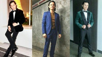 FASHION FRIDAY | 9 times JC Santos looked dapper and suave in donning suits