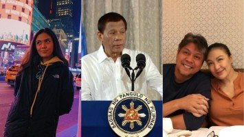 """Frankie Pangilinan believes she """"can say something about"""" President Duterte's """"separation"""" remark on her parents"""