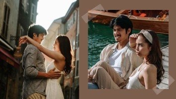 Megan Young and Mikael Daez narrate how they did their no-fuss prenup shoot in France