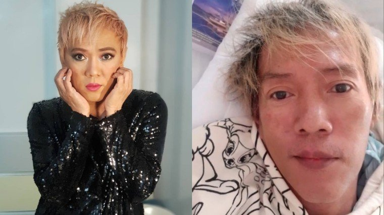 After his bout with pneumonia that admitted him to the hospital, Ate Gay happily announced his recovery on social media.