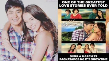 """Pika's Pick: Coco Martin and Julia Montes """"reunites"""" on Monday via ABS-CBN's afternoon block reprogramming."""