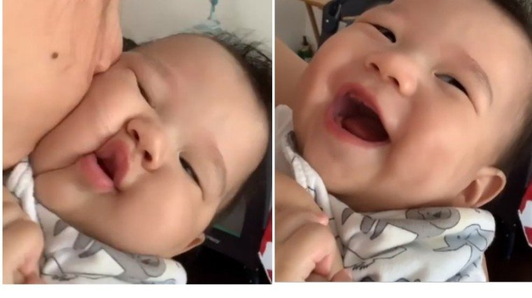 This celebrity baby will make you want to check Twitter every single day.