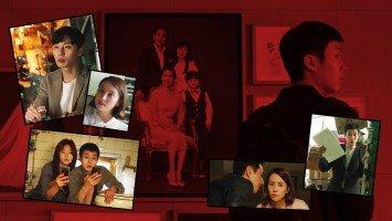 Korean dark comedy Parasite leeches on Philippine cinemas today!