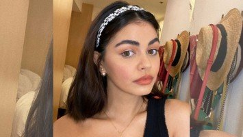 """Janine Gutierrez on people telling her not to be involved in political issues: """"You're killing our democracy."""""""