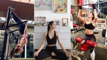 5 different celebrity workouts to try to get in shape before summer