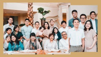 A peek into Saab Magalona's intimate baby shower