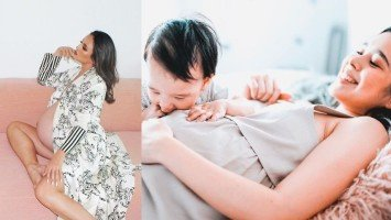 Georgina Wilson and Saab Magalona are both having baby boys!