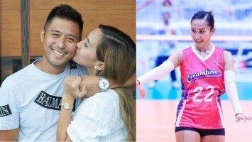 Rocco Nacino, payag na unahin ng misis niyang si Melissa Gohing ang volleyball kaysa magka-baby