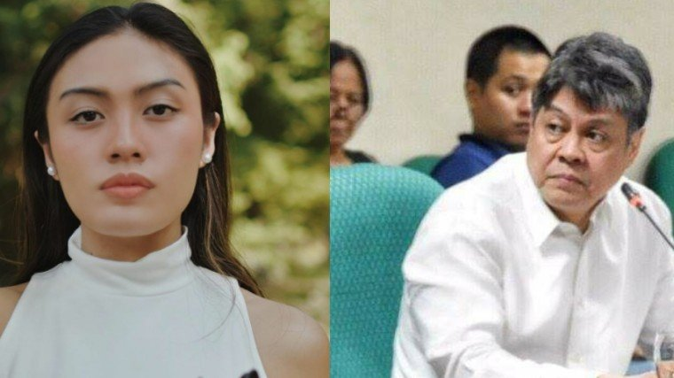 """Frankie Pangilinan revealed on her second Twitter account that there are plans to oust her father, Senator Francis """"Kiko"""" Pangilinan, as chair of the Senate committee on constitutional amendments!"""
