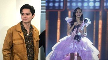 "James Reid on Idol Philippines winner Zephanie Dimaranan: ""She's really deserving"""