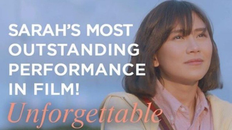 Unforgettable is showered with positive reviews by different film critics! See the reviews by scrolling down below!