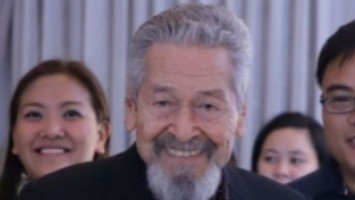 "Official Statement of Eddie Garcia's family confirms the great actor suffered from ""severe heart attack."""