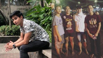 Why McCoy de Leon braved the crowds to get near the Black Nazarene