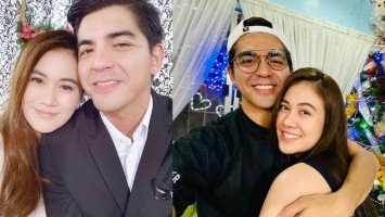 Is Mark Herras dropping hints of an upcoming wedding with girlfriend Nicole Donesa?