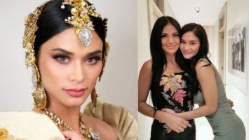 Pika's Pick: Pia Wurtzbach sends good-luck wishes for Miss Universe contender Gazini Ganados