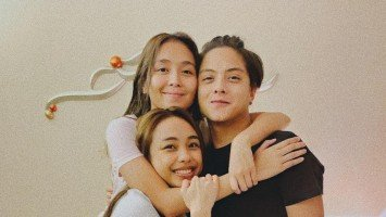 LOOK: Maymay Entrata fangirls over KathNiel