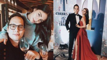 Lovi Poe and Chris Johnson spark breakup rumors