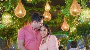 IN PHOTOS: Rochelle Pangilinan's whimsical baby shower