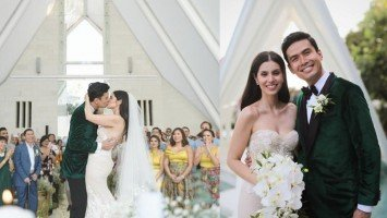 Christian Bautista and Kat Ramnani's Wedding: Two is Better than One