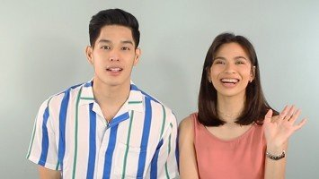 Gab Lagman at Janine Teñoso, bibida sa romantic web series