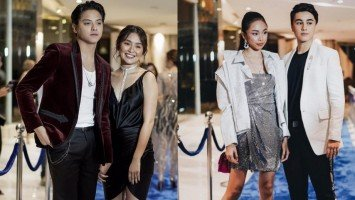 4 showstopping couples & loveteams at last night's Pure Magic party